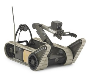 iRobot receives $9.8 M order for Small Unmanned Ground Vehicles (SUGV)