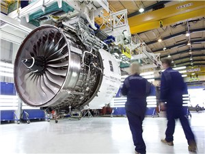 Rolls-Royce Trent XWB Engines Selected by International Airlines Group