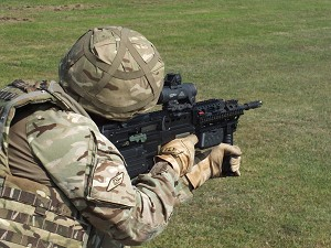SDE breaks cover to show capability and develop international markets
