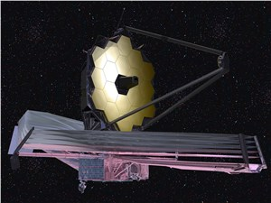 First Sunshield Layer Completed for NASA's James Webb Space Telescope