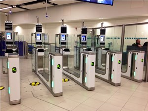 Indra Deploys Automated Border Biometric Control Systems at Seven Spanish Airports and the Port of Algeciras