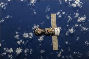 Soyuz Move Sets Stage for Arrival of New Space Station Crew