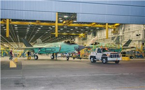 1st Norwegian F-35A Rolls Out