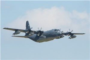 USAF Receives Additional MC-130J Commando II