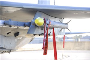 Air-to-Air Missile Reaches Production Milestone