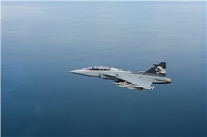 Gripen NG Contract with Brazil Becomes Effective