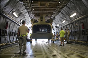 Boeing Delivers 7 Australian Chinooks on Budget, Ahead of Schedule