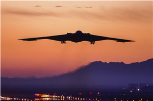 USAF, NGC Craft Plan to Increase B-2 Operational Availability