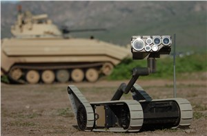 Army to Enlist Robots to Pull Soldiers Off Battlefield