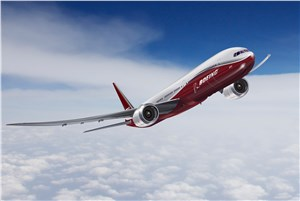 New Rockwell Collins Technology to Provide Safe Transfer of Data on Boeing 777X