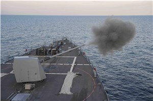 Raytheon's Combat-Proven Excalibur Moves Closer to Sea-Based Application
