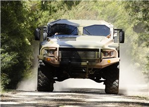 Army's Hawkei to Be Built in Australia