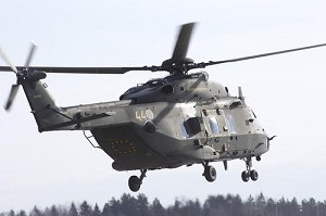 Patria signs agreements to supply NH90 spare parts for Swedish and Finnish Armed Forces