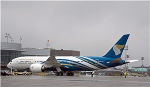 Boeing Celebrates Delivery of Oman Air's 1st 787 Dreamliner