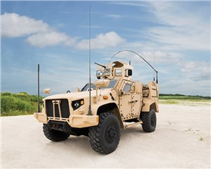 Oshkosh Defense Features Its Winning JLTV Solution at AUSA