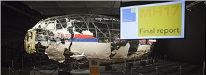 Dutch Safety Board: Buk Surface-to-Air Missile System Caused MH17 Crash