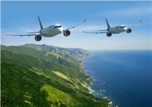 Bombardier C Series Aircraft Certification Program Over 90 Per Cent Complete