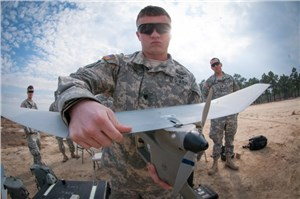 Unmanned Aircraft: New Kid on Block Flexing Muscle