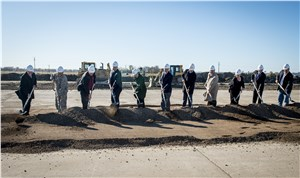 Northrop Grumman Breaks Ground on Grand Sky's Largest Expansion Project