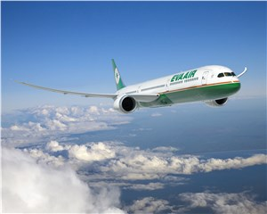 Boeing Statement on EVA Airways' Intent to Purchase up to 26 Widebody Airplanes