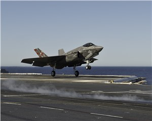 Avcorp Awarded LM Contract for Expanded Scope on the F-35 Outboard Wing