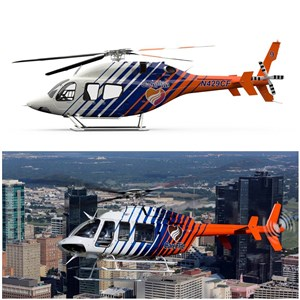 Bell Helicopter Continues to Shine in HEMS Market