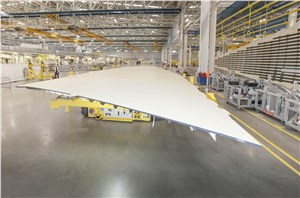 Ascent Aerospace Produces Lay-up Tools for A350 XWB Composite Wing Skins