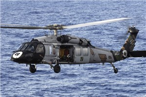 US Navy Accepts 1st MH-60R Helicopters for Royal Danish Air Force