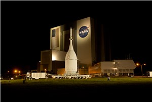 LM Moves into Full-Scale Assembly and Test of NASA's Orion Spacecraft