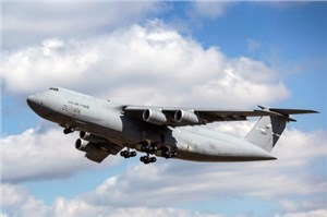 LM Delivers 31st C-5M Super Galaxy