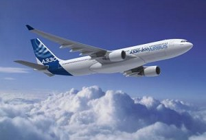 GECAS Delivers 1st of up to 7 Leased Airbus A330s to Lufthansa