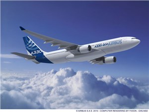 China Aviation Supplies Holding Company orders 30 A330 Family and 100 A320 Family aircraft