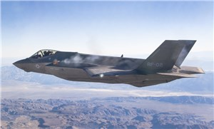 F-35A Lightning II Completes 1st Successful Aerial Gun Test