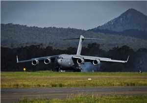 Minister for Defence Materiel and Science - RAAF completes the C-17A Globemaster Fleet
