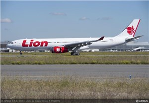 Lion Air Takes Delivery of its 1st A330-300