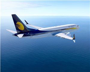 Boeing, Jet Airways Confirm Order for 75 737 MAX 8 airplanes