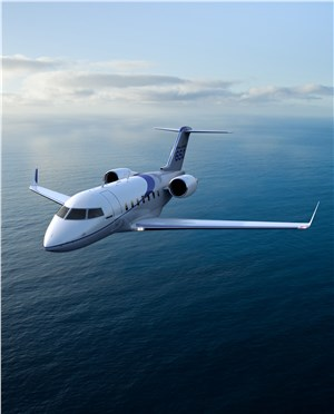 Bombardier's Challenger 650 Aircraft Receives Transport Canada Certification