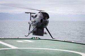 Heavy Fuel Engine for Schiebel Camcopter S-100 Meets Demanding Naval Applications