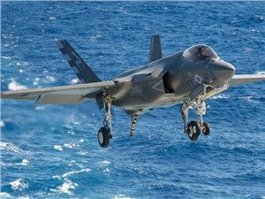 Fokker Signs F-35 Contract for Inflight Opening Doors With NGC