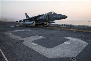 USS Kearsarge Harriers Join Fight Against ISIL