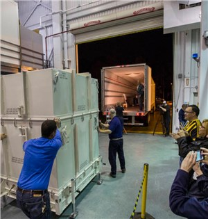 NASA's Next Ozone Layer Instrument Arrives at Launch Site
