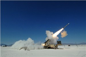 PAC-3 Missile Intercepts Target in Flight Test