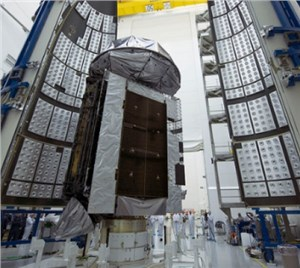 US Navy Accepts 4th LM-Built  MUOS Satellite for Secure Communications Network