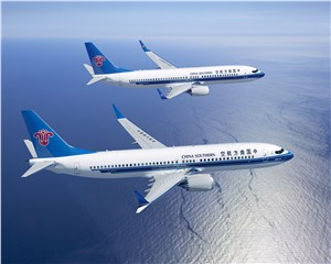 Boeing Statement on China Southern Airlines' Commitment for 80 737s