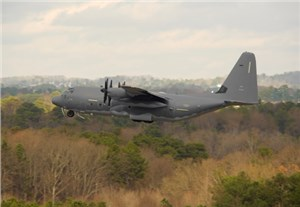 Herculean Strength Doubled - USAF Receives Additional C130Js