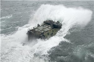 BAE to Provide Assault Amphibious Vehicles to Brazilian Marine Corps