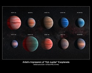 Missing Water Mystery Solved in Comprehensive Survey of Exoplanets