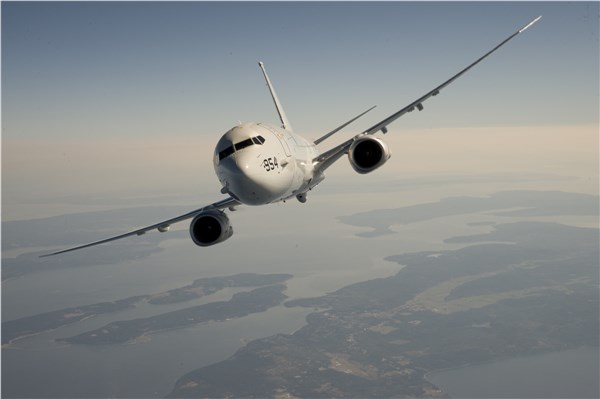 AAS Continues Testing On P 8A Poseidon