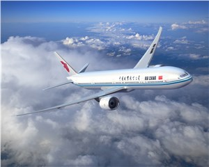Boeing, Air China Finalize Order for 6 777-300ERs