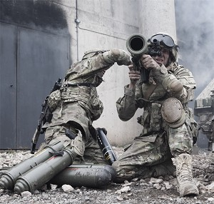 Saab Signs Contract For Carl-Gustaf Ammunition